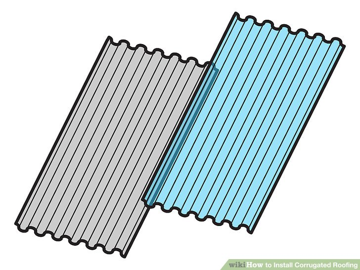 Image Result For Galvanized Roofing Installation