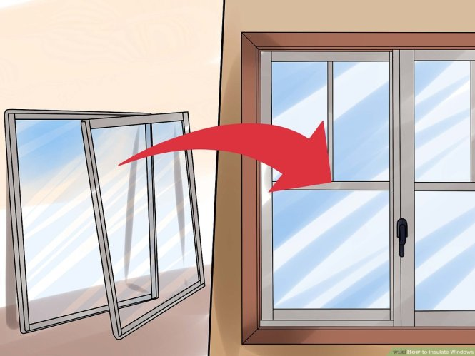 How To Insulate Windows 15 Steps With Pictures Wikihow