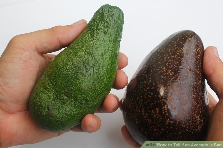 Image result wey dey for how to tell if your avocado is bad?