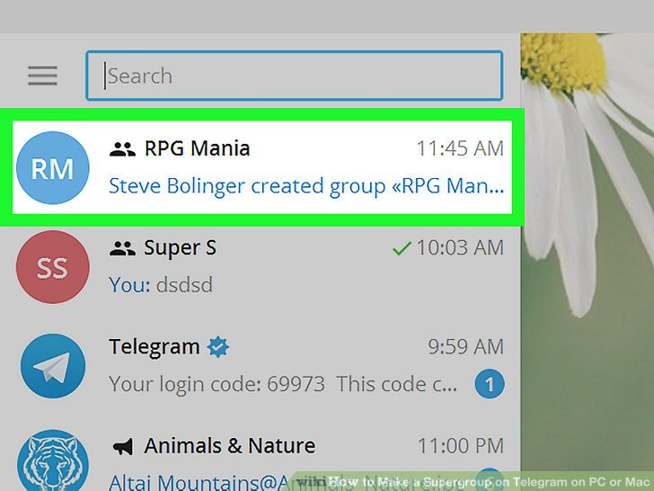 Make a Supergroup on Telegram on PC or Mac Step 8.jpg