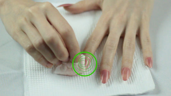 How To Remove Nail Polish From Acrylic Nails Without The Ing Off