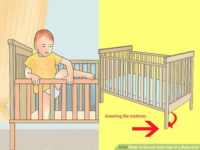 Image Led Ensure Safe Use Of A Baby Crib Step 10