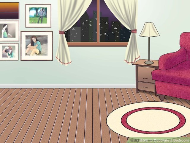 How to Decorate a Bedroom  with Pictures    wikiHow Image titled Decorate a Bedroom Step 15