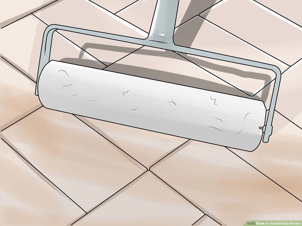 how to install patio pavers 15 steps