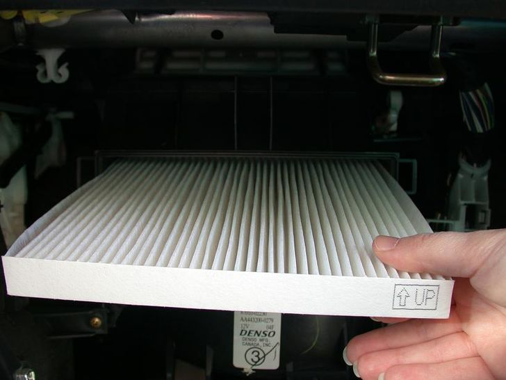 How To Change The Cabin Air Filter In A Toyota 9 Steps