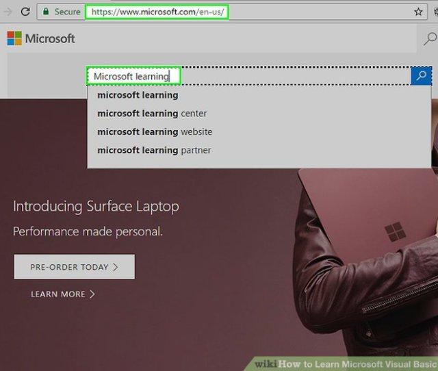 Image Titled Learn Microsoft Visual Basic Step 2