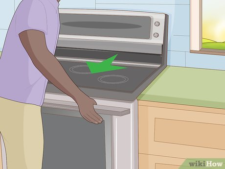 remove an over the range microwave