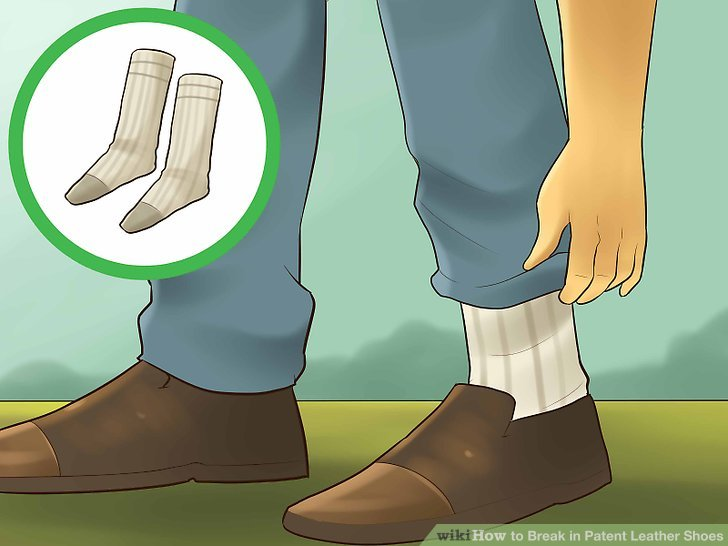 Break in Patent Leather Shoes Step 14.jpg