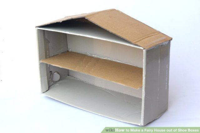 Make a Fairy House out of Shoe Boxes Step 9.jpg