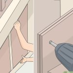 How To Build Under Stair Storage With Pictures Wikihow