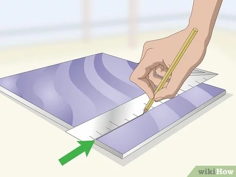 4 ways to cut a ceramic tile wikihow