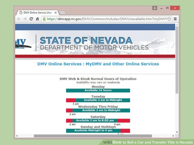 Dmv In Henderson Nv State Of Nevada Department Motor Vehicles Staceys Amigos Services
