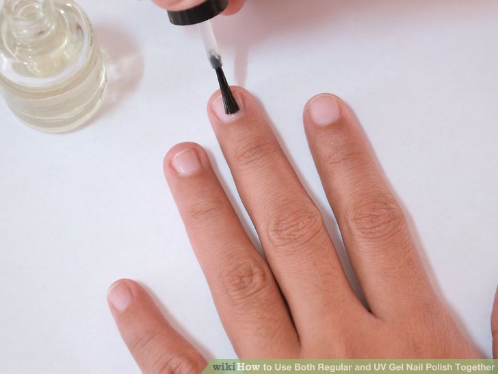 Image Led Use Both Regular And Uv Gel Nail Polish Together Step 4
