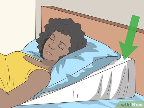how to use a pregnancy pillow with