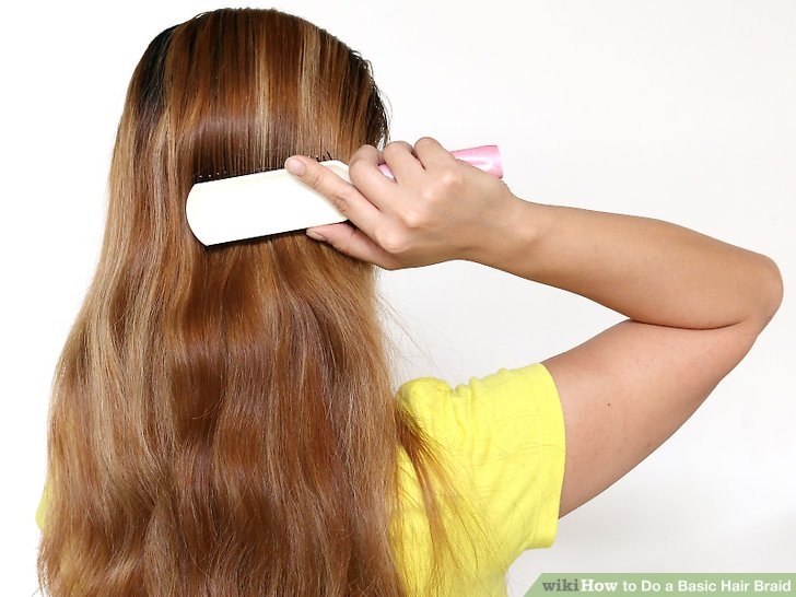 image titled apply almond oil to hair step 8
