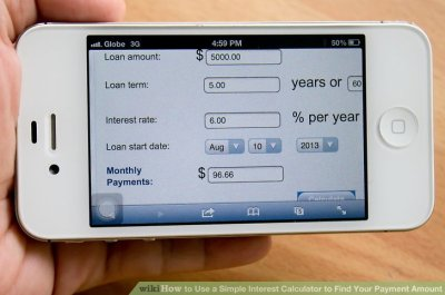 How to Use a Simple Interest Calculator to Find Your ...
