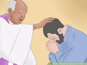How to Receive the Sacrament of Penance: 9 Steps (with Pictures)