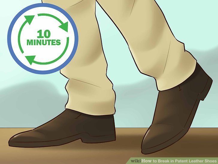 Break in Patent Leather Shoes Step 13.jpg