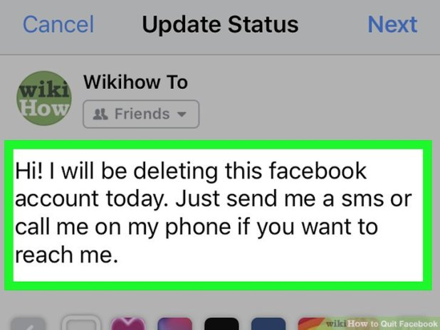 How to delete facebook id permanently wikihow the stickers how to permanently delete facebook wikihow curtain design lajada ccuart Image collections