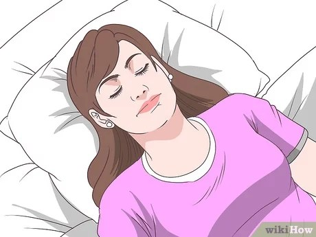 to sleep after a cervical neck surgery