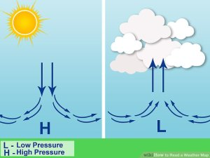 How to Read a Weather Map (with Pictures)  wikiHow