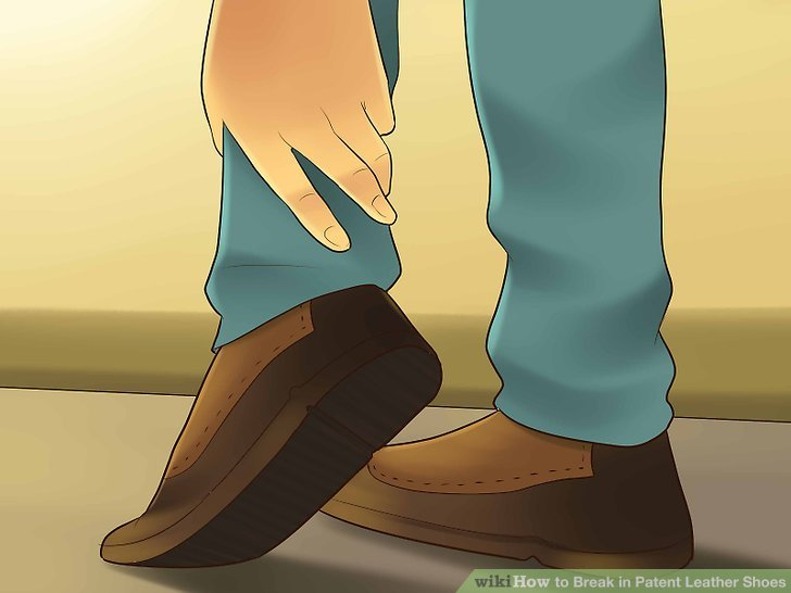 Break in Patent Leather Shoes Step 17.jpg