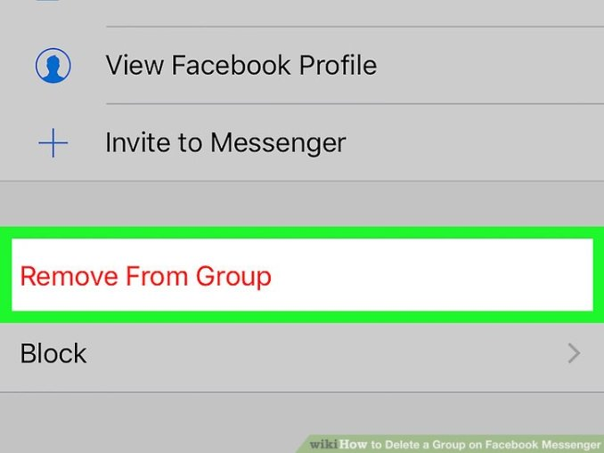 Facebook messenger invite cancel newsinvitation image titled delete a group on facebook messenger step 7 ccuart Image collections