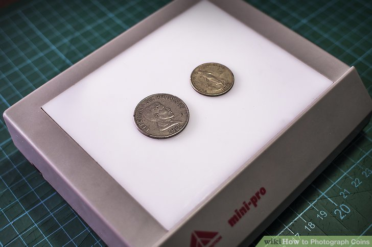 How To Photograph Coins 6 Steps With Pictures WikiHow