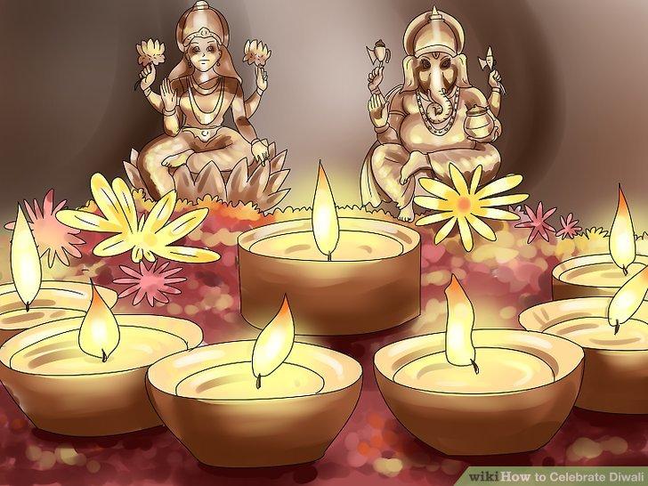 Diwali  End