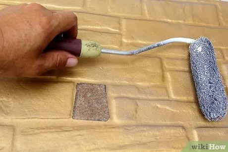 how to paint slate tile 12 steps with