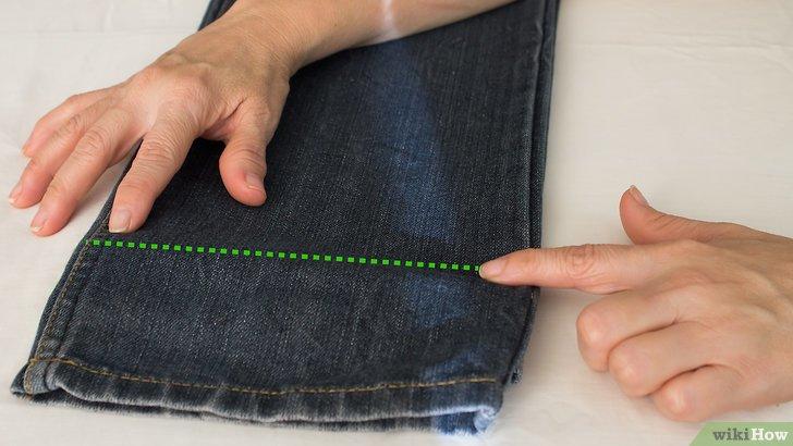 Come Fare Lorlo Ai Jeans 6 Passaggi Illustrato