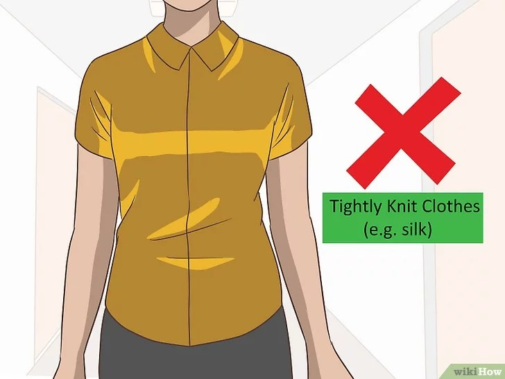 Immagine titolata Stop Sweating Under Your Armpits (for Girls) Step 5