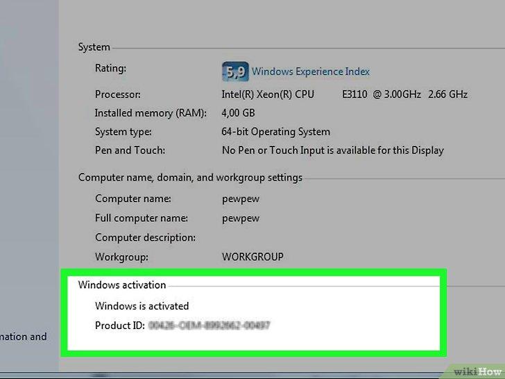 Gambar berjudul Downgrade Windows 8 to Windows 7 Step 2