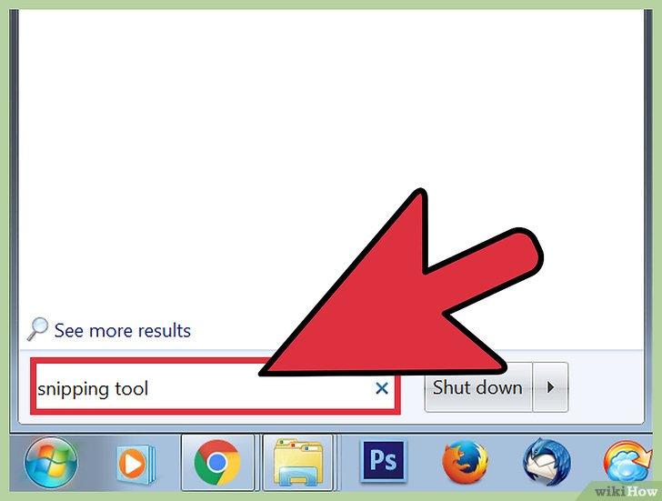 صورة عنوانها Take a Screenshot in Microsoft Windows Step 23