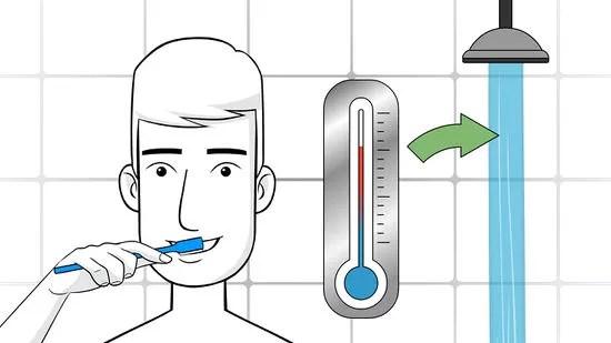 comment se doucher rapidement 11