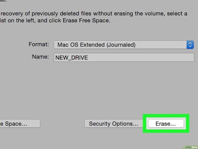 Auf einem PC oder Mac eine Festplatte zurücksetzen – wikiHow