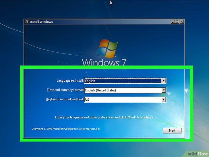 كيفية تثبيت Windows 7 مكان Windows 8 Wikihow