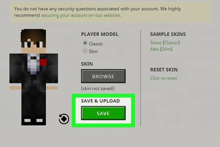 Change Minecraft Skin Without Security Questions Karmashares LLC - Skins para minecraft pe flash