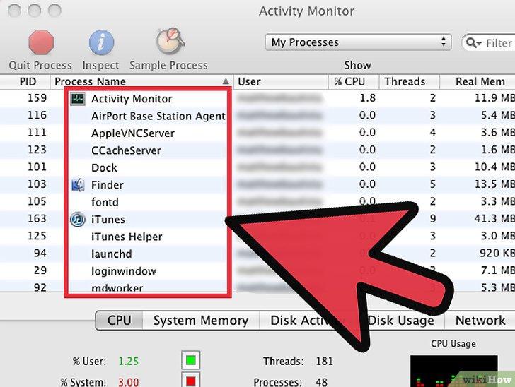 صورة عنوانها Force Quit an Application in Mac OS X Step 20