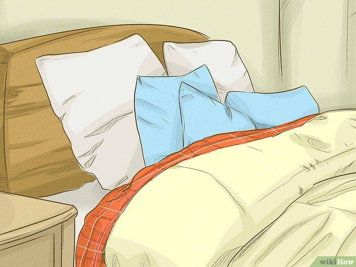 صورة عنوانها Sleep Comfortably on a Cold Night Step 13
