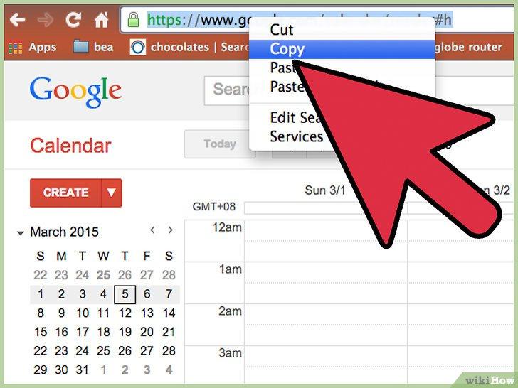 image intitulee get a calendar on your desktop step 3