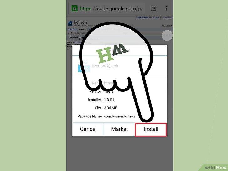 صورة عنوانها Hack Wi Fi Using Android Step 2