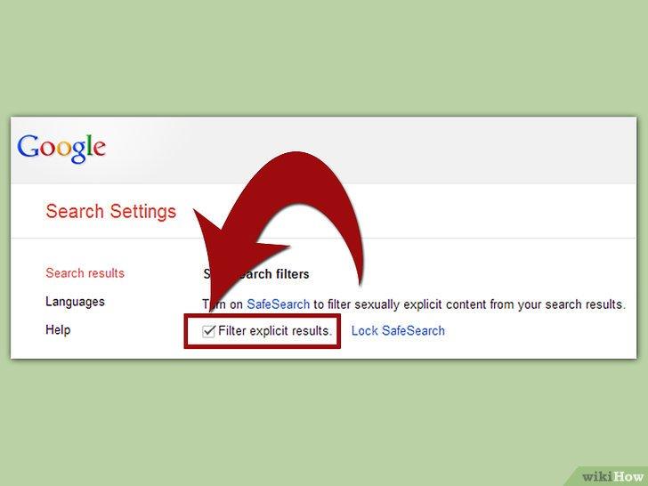 حجب المواقع الإباحية على جهاز الكمبيوتر الخاص بك