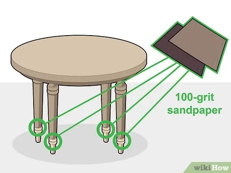 augmenter la hauteur d une table