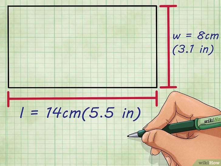 4 Modi Per Calcolare Il Perimetro Di Un Rettangolo