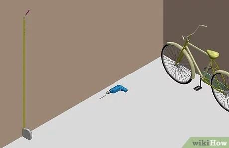 comment accrocher un velo au mur 13
