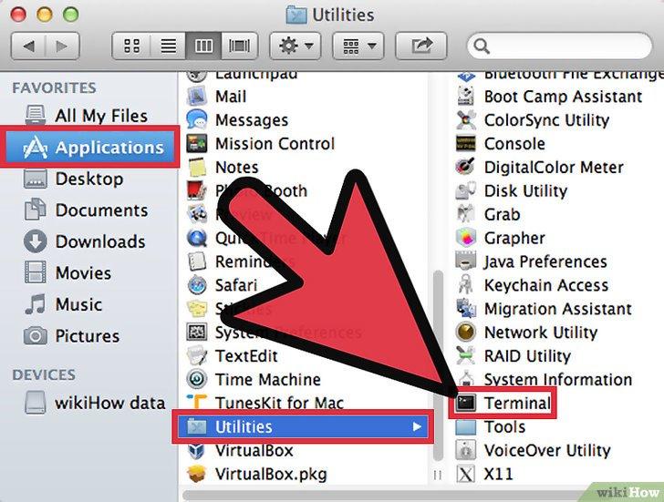 صورة عنوانها Force Quit an Application in Mac OS X Step 12