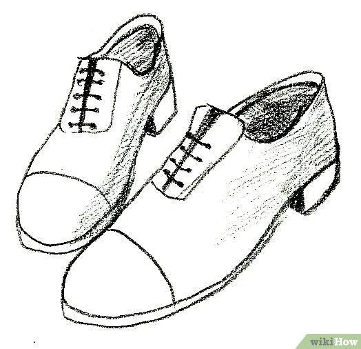 Kumpulan Contoh Gambar Sketsa Sepatu Vans