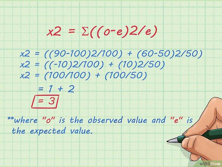 p値を計算する方法 - wikiHow