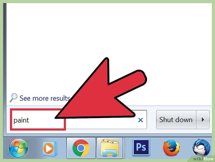 صورة عنوانها Take a Screenshot in Microsoft Windows Step 8